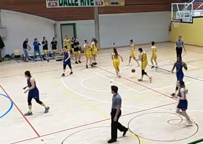 Solo vittorie in casa nel primo turno play-off di serie A2 girone Nord di basket femminile