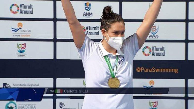 Alessandro Miressi altro bronzo in staffetta, Carlotta Gilli quasi poker con record del Mondo