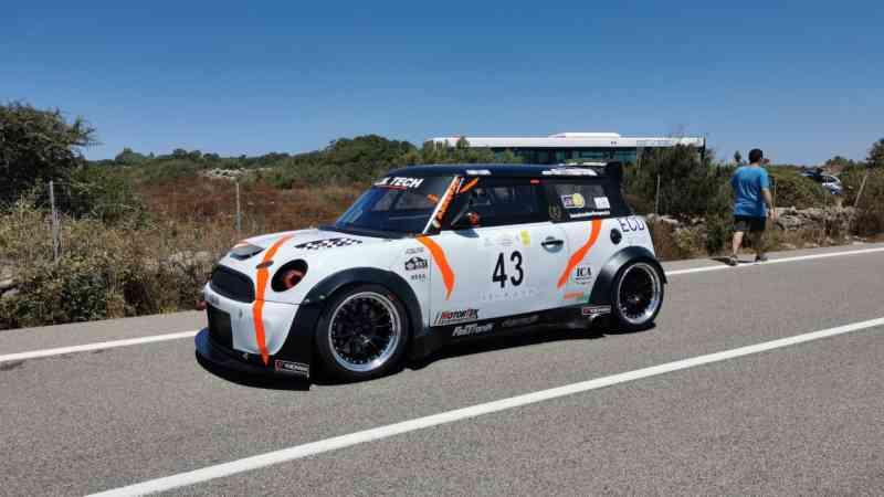 CRONOSCALATA – La Winners rally team si arrampica sulle montagne del CIVM