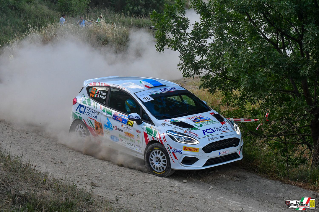 Meteco Corse, prova la scalata alla vetta del CIR al Rally Roma Capitale