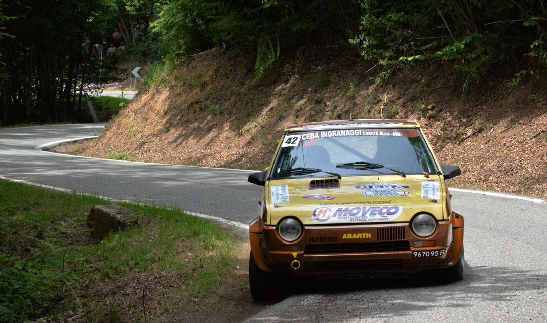Michelin Historic Rally Cup 2021.  Tutti a caccia di Questi al Rally Vallate Aretine Storico