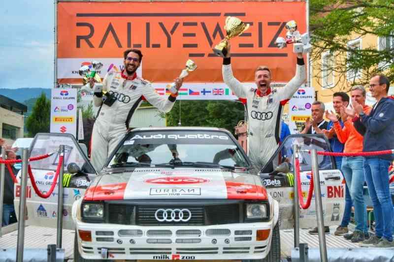 RALLY – Andrea Zivian ad un passo dal titolo europeo