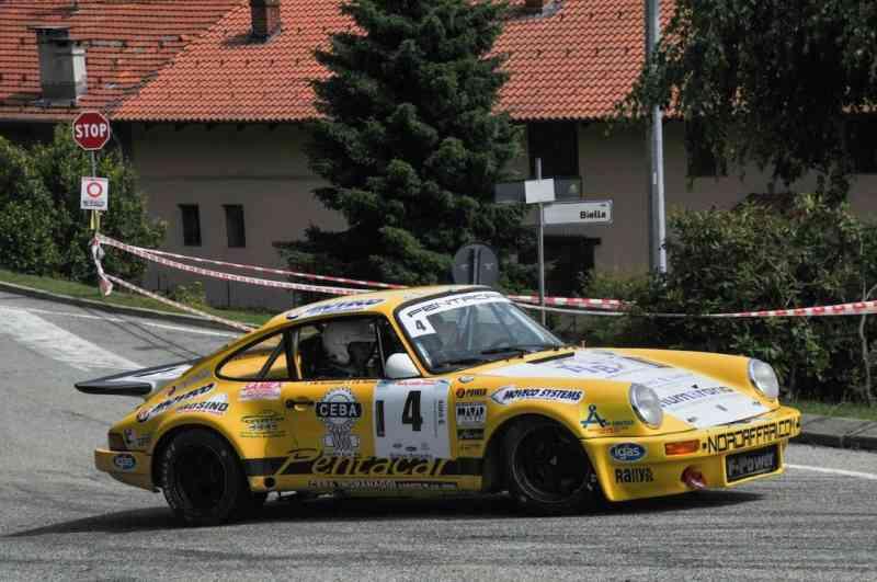 """Historic Rally Delle Vallate Aretine: 82, gli equipaggi chiamati alla quinta manche del """"tricolore"""""""