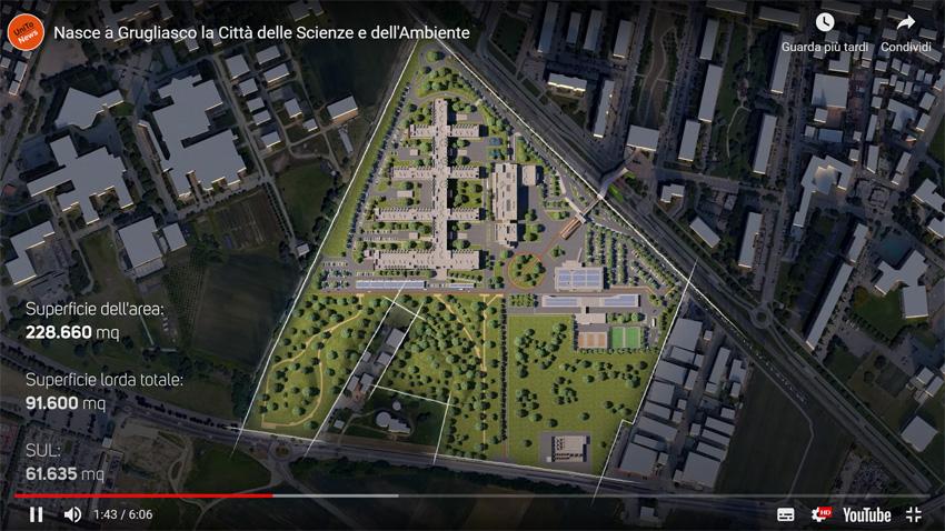 La Città delle Scienze e dell'Ambiene chiama a raccolta le imprese per la Butterfly Area