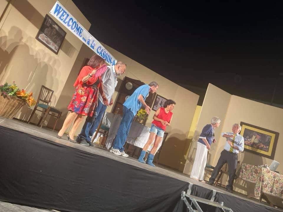 LA LOGGIA – Festa grande con la Bertavela