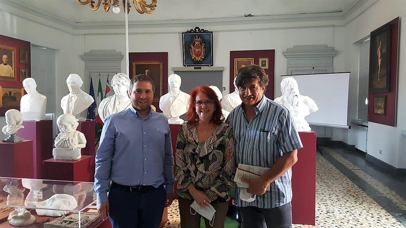 CAMBIANO – La mostra dedicata a Vergnano e Mosso è stata visitata da 900 persone in due mesi