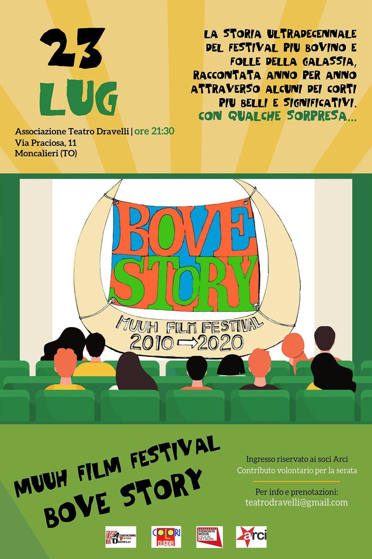 Muuh Film Festival al Dravelli di Moncalieri