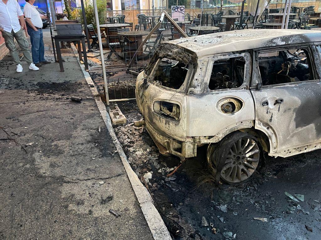 MONCALIERI – Rogo di via Pastrengo: i carabinieri sono sulle tracce del responsabile