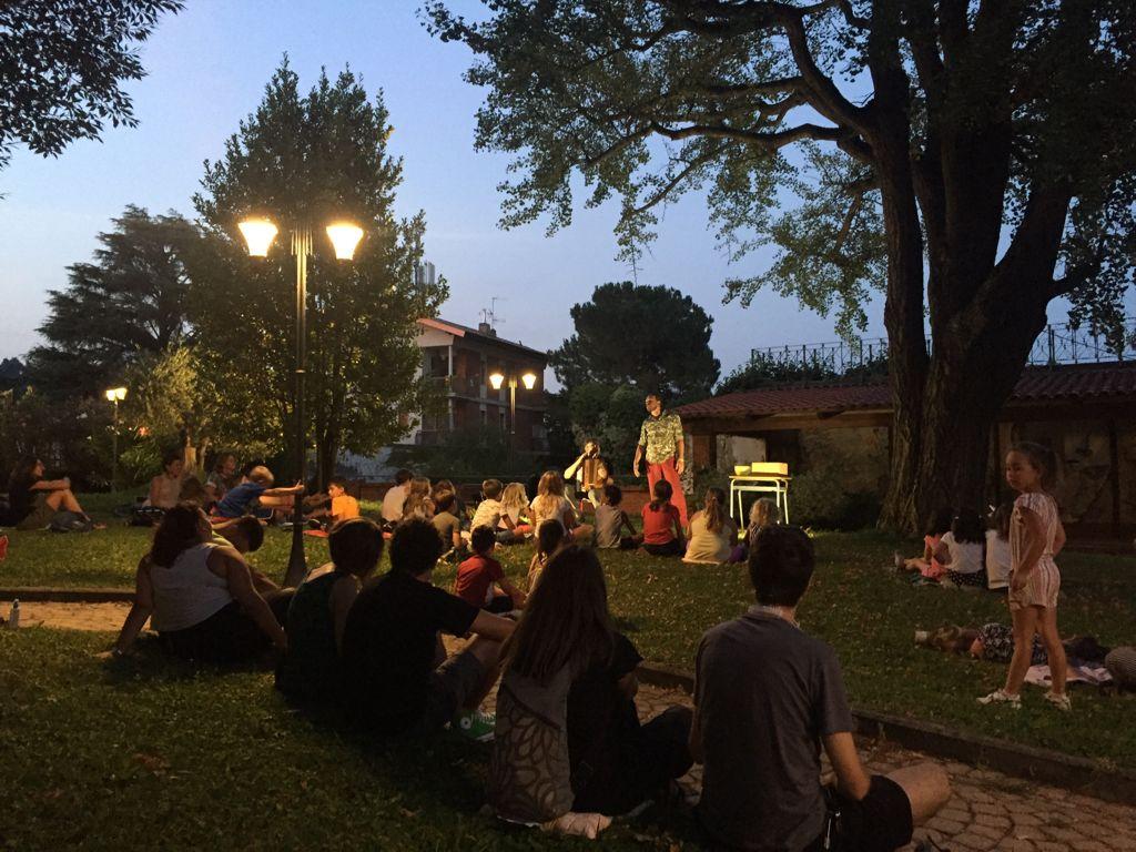 PECETTO – Un successo le «Storie della buonanotte»