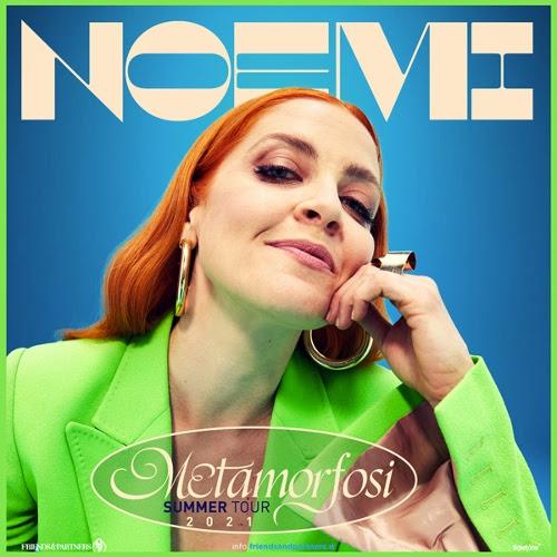 Sarà Noemi a chiudere il Foro Festival a Carmagnola