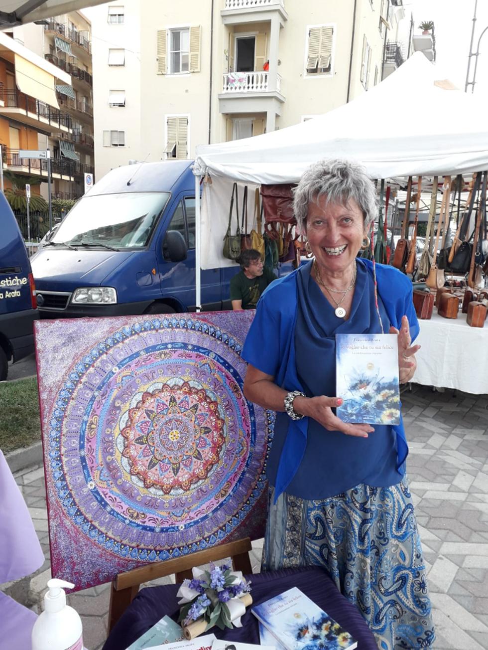 CARMAGNOLA – L'autrice Francesca Arata presenta un tris di libri alla «Torre di Balele»