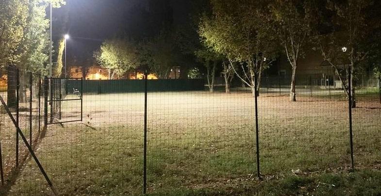 NICHELINO – Nasce la prima area cani illuminata