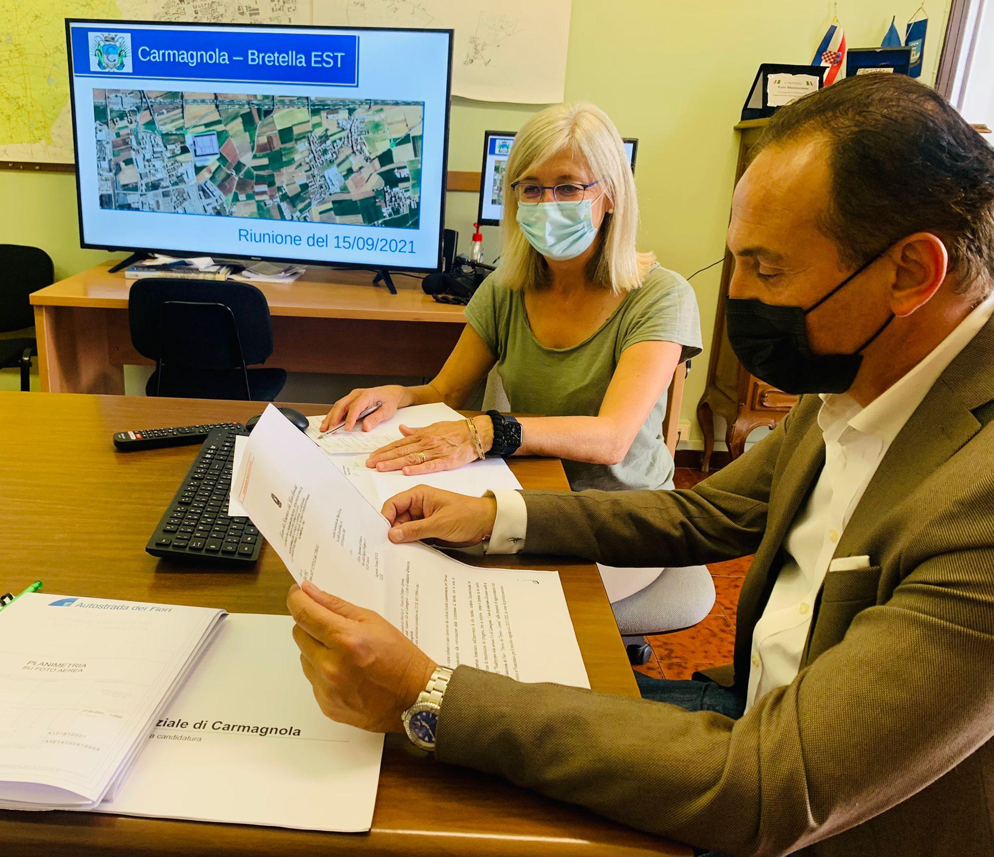 CARMAGNOLA – Il Ministero dei Trasporti rende ufficiale la costruzione della variante est