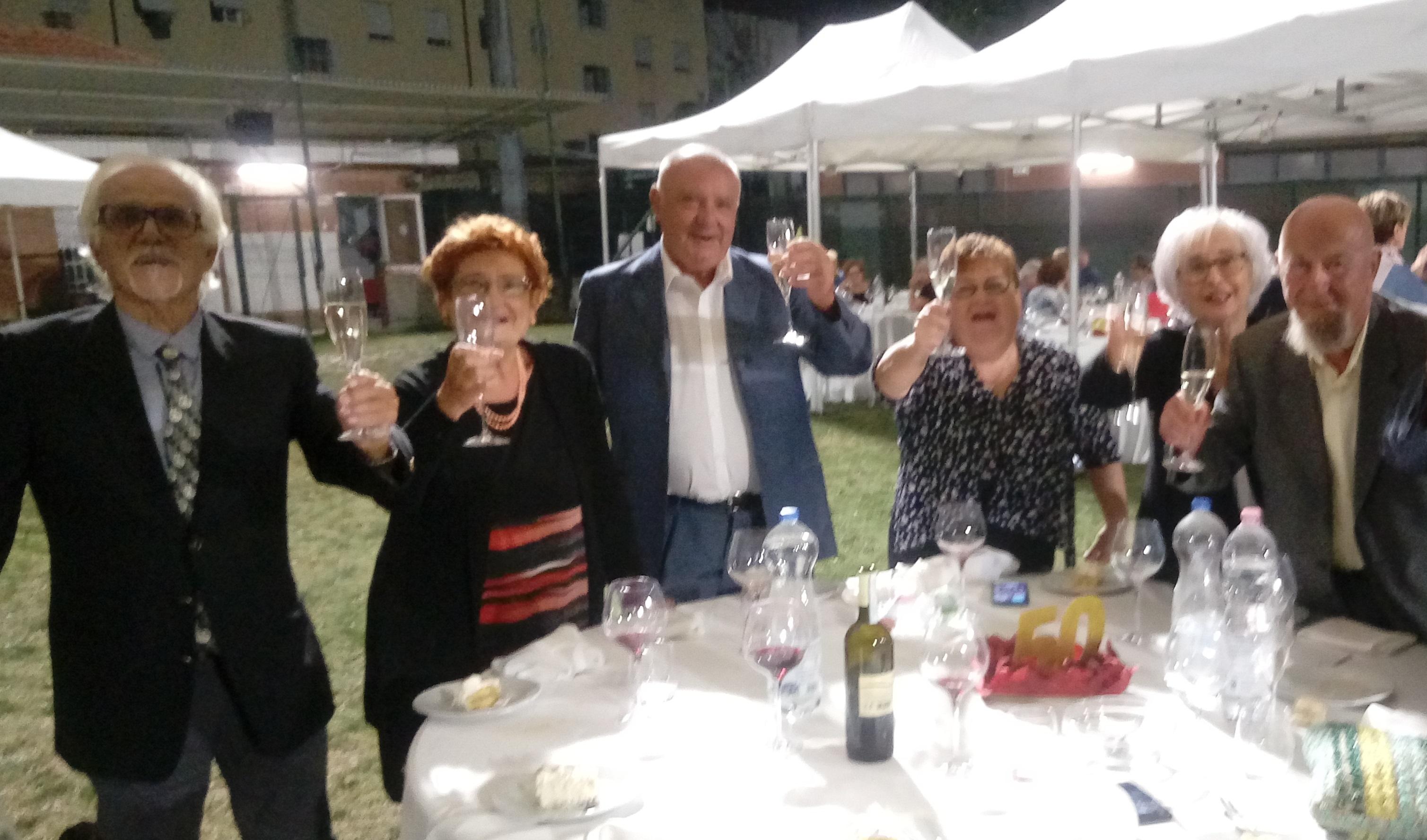 Nozze d'Oro a Moncalieri: gran festa per quaranta coppie
