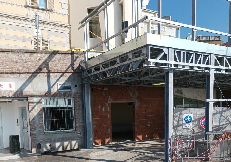 MONCALIERI – La nuova camera calda dell'ospedale pronta per fine mese