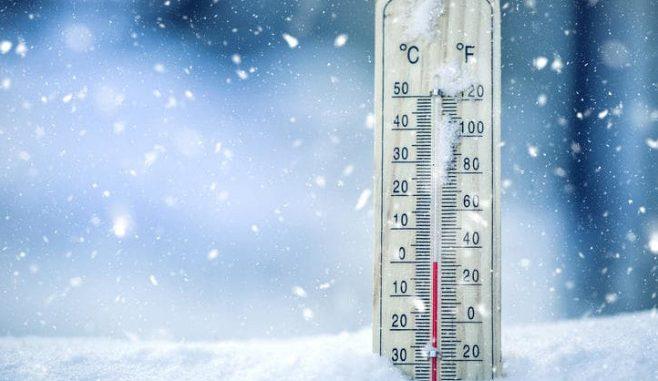 METEO – In arrivo clima polare su tutta la provincia