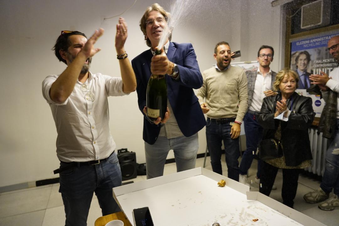 NICHELINO – I complimenti di Boccia per l'elezione di Tolardo