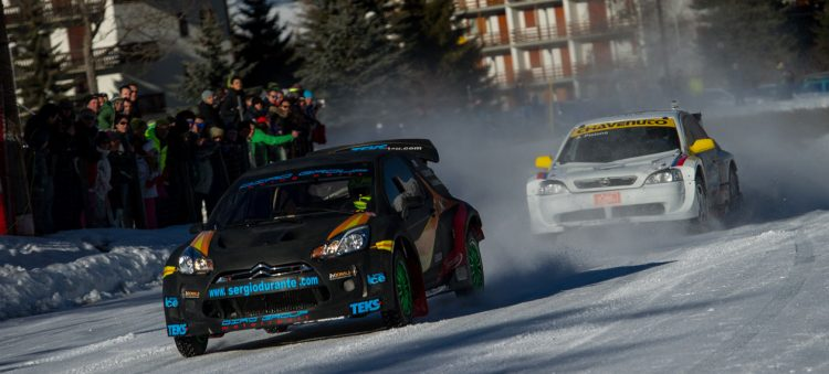 Start your engines: Ice Challenge al via