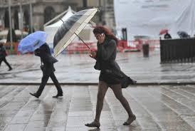 MALTEMPO – Ancora piogge e vento per mercoledì 13 giugno