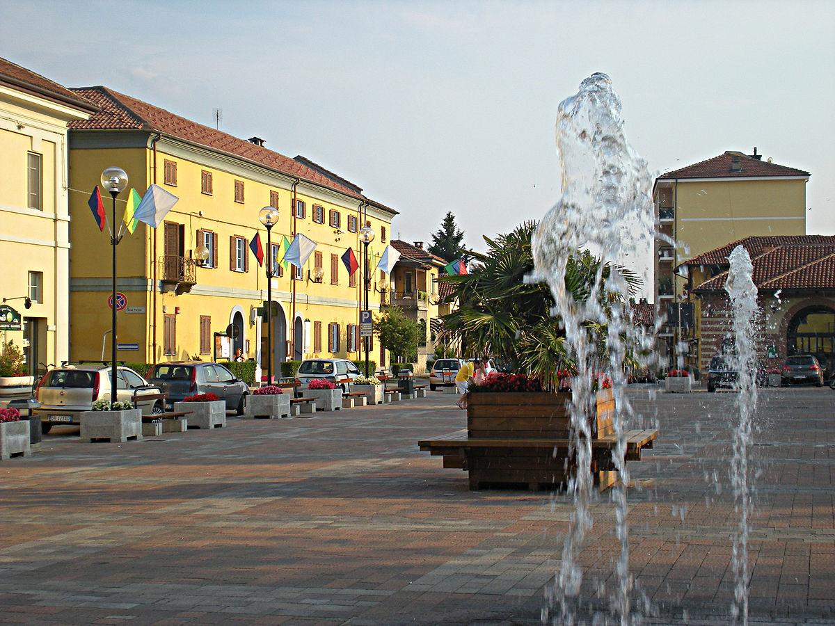 VILLASTELLONE – Francesco Principi candidato sindaco del centro destra