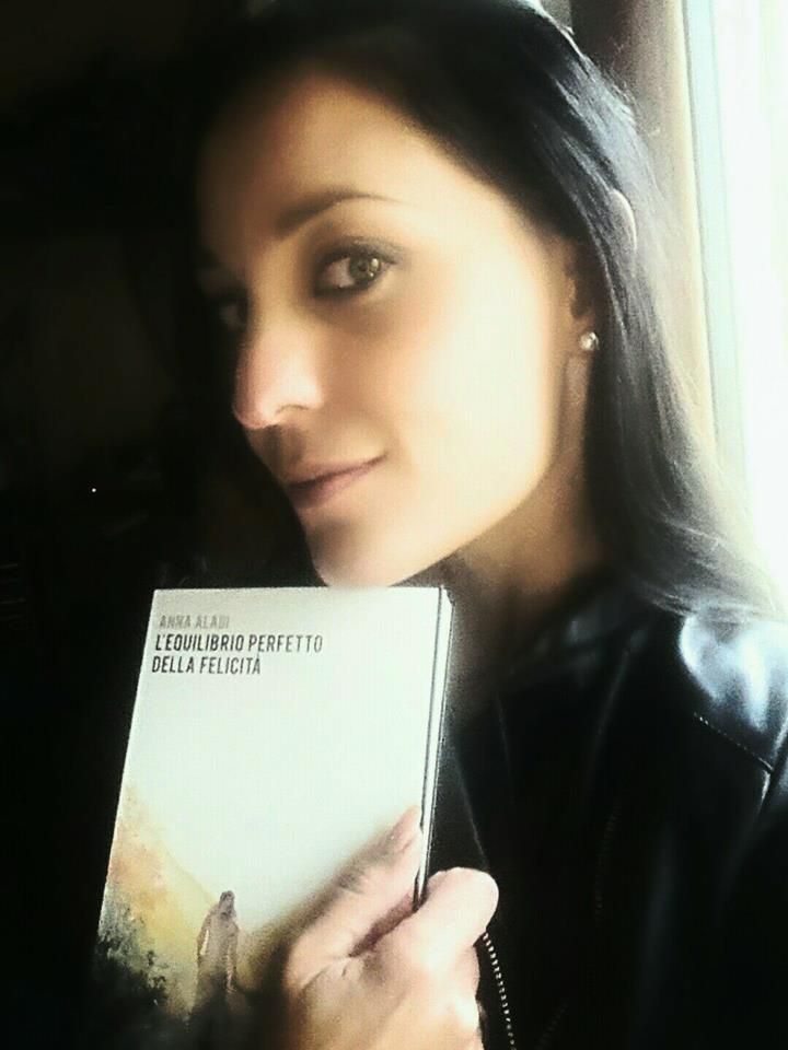 Anna Alagi ospite della libreria Mondadori di Carmagnola