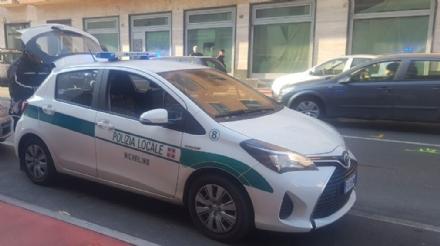 NICHELINO – Incidente in mattinata in via Miraflores
