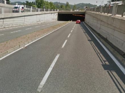 Il sottopassaggio del Lingotto chiuso da oggi per i lavori della metro