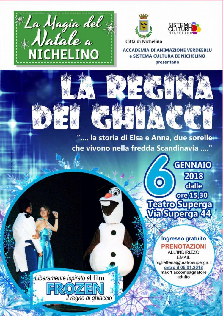 """La """"Regina dei Ghiacci"""" arriva al Superga di Nichelino"""