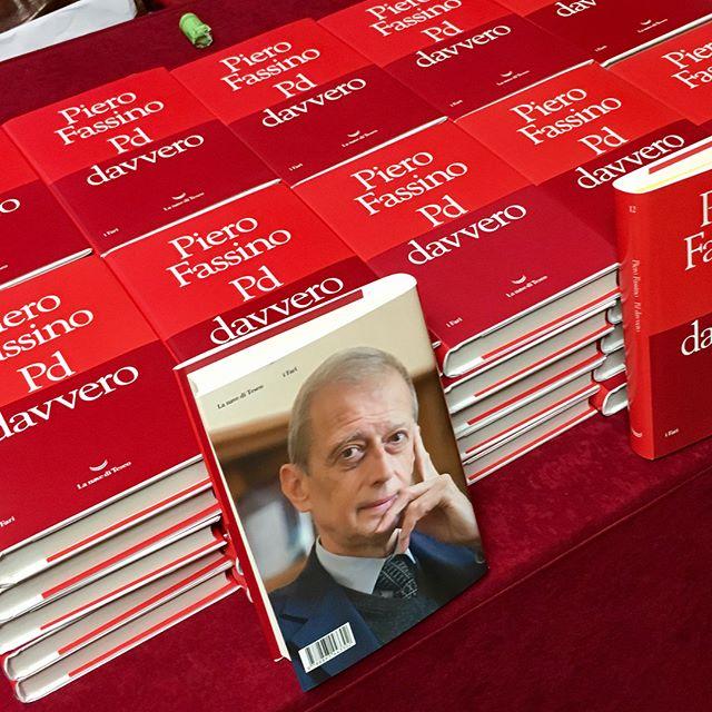 Moncalieri, presentazione libro Fassino  rinviata al 6 febbraio