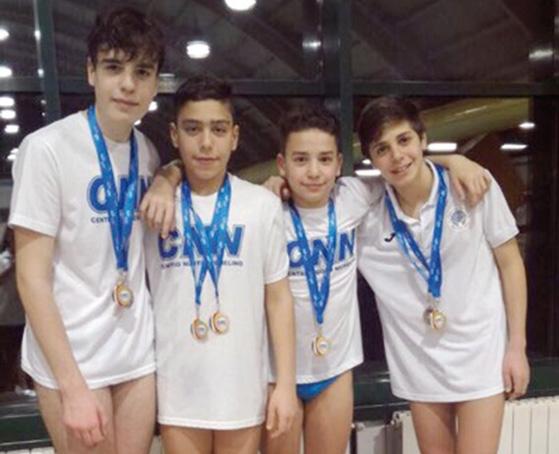 Nuoto per Salvamento a Torino, agli Esordienti A e B l'apertura dei Regionali