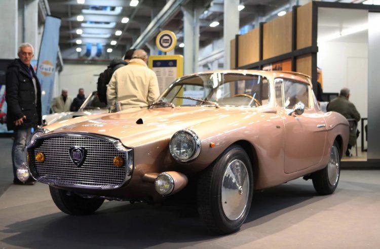Auto d'epoca e sportive al Lingotto. Automotoretrò apre i battenti