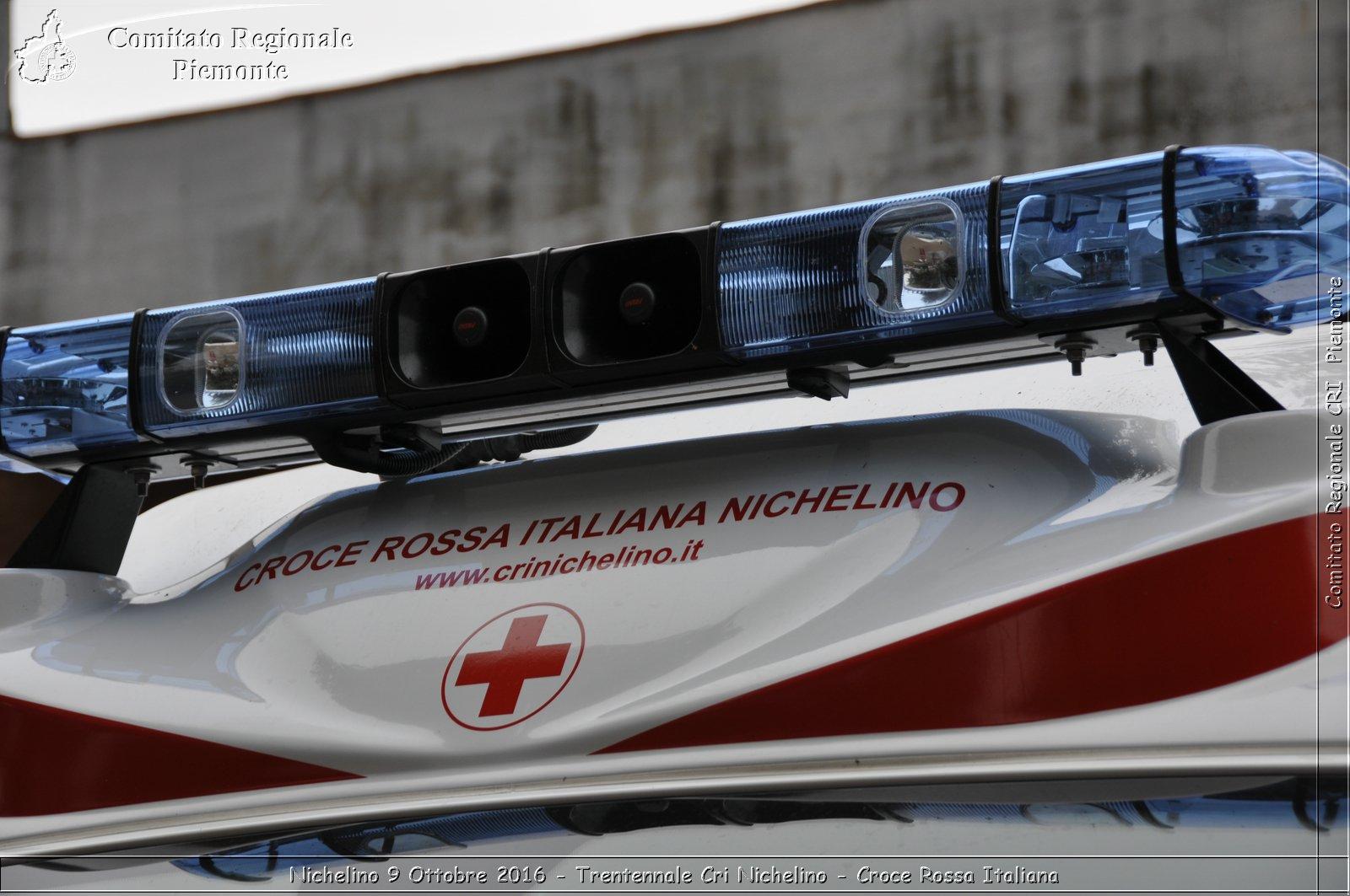La Croce Rossa di Nichelino cerca volontari