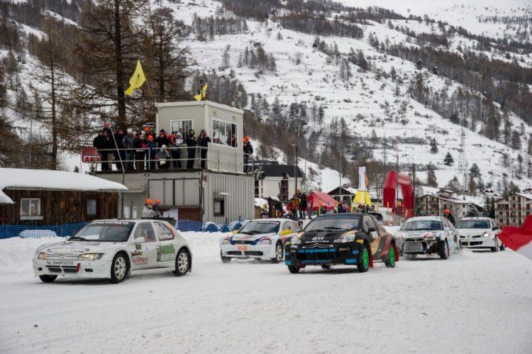 MOTORI – 37 iscritti alla prima dell'Ice Challenge. Il moncalierese Saracco il pole position