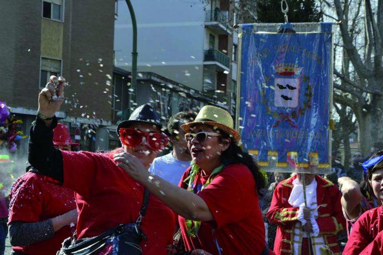 Nichelino, domenica sfila il Carnevale. Strade chiuse al traffico