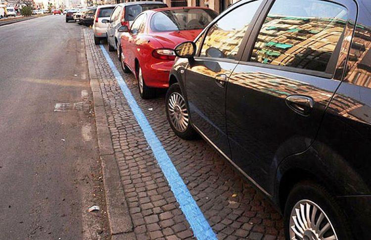 Strisce blu in zona ospedali a Torino, incontro alle Molinette
