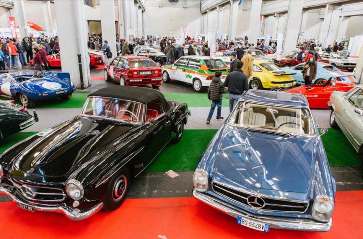 Presentati Automotoretrò e Automotoracing da giovedì in scena al Lingotto