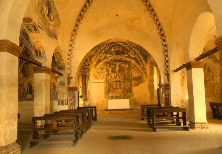 Pecetto: gli affreschi di San Sebastiano visitabili ogni prima domenica