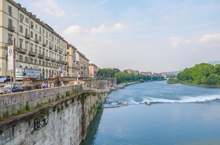 A Torino la mostra che racconta il rapporto tra la città e i corsi d'acqua