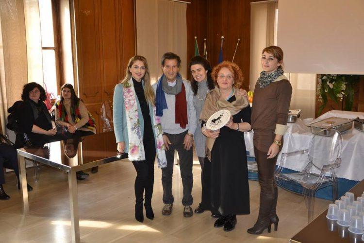 Gli stidenti Erasmus visitano il municipio di Nichelino