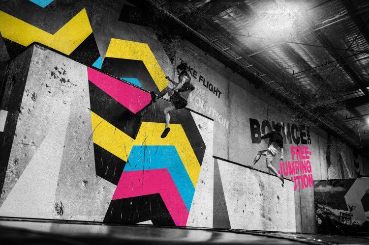 Ai Viali di Nichelino nasce Bounce, il primo parco dedicato al salto