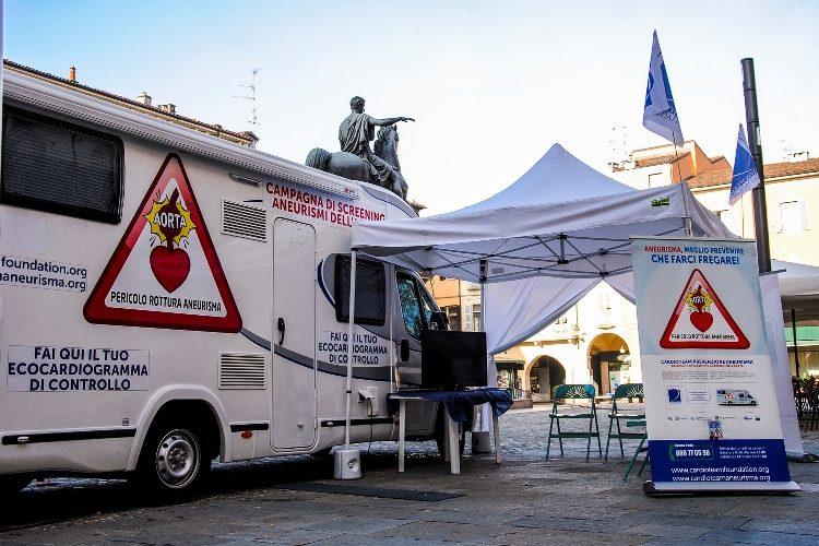Ultimo giorno per effettuare gratis il test dell'aorta a Moncalieri