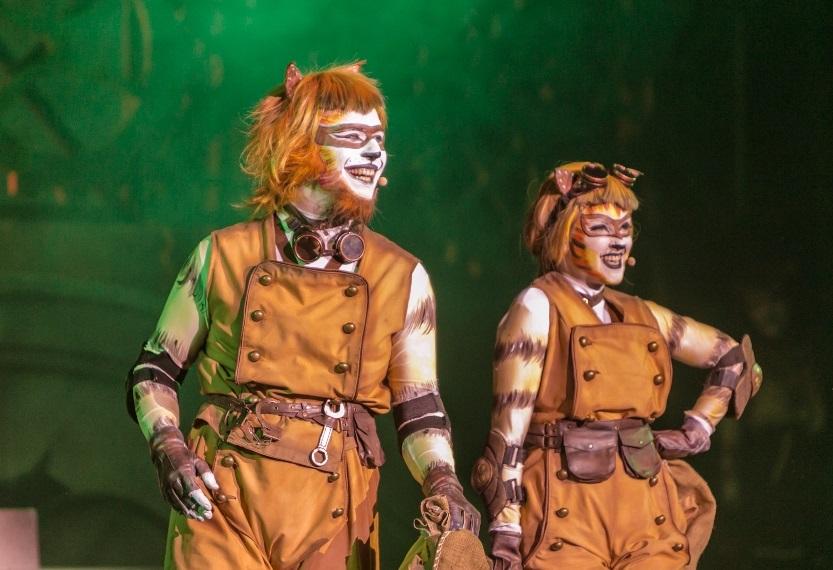 """Al Superga di Nichelino tempo di musical con """"Cats"""""""