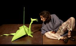 """Al teatro Superga lo spettacolo """"Il drago e la farfalla"""""""