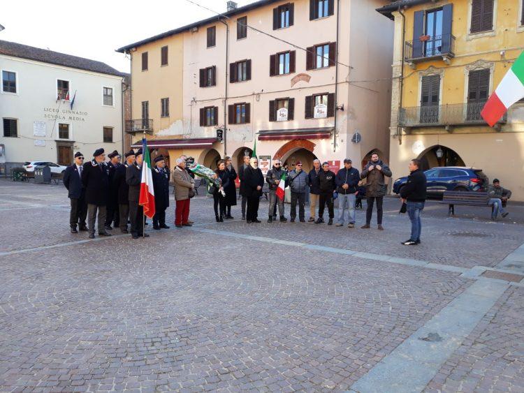 A Carmagnola la commemorazione delle Foibe di Gioventù Nazionale