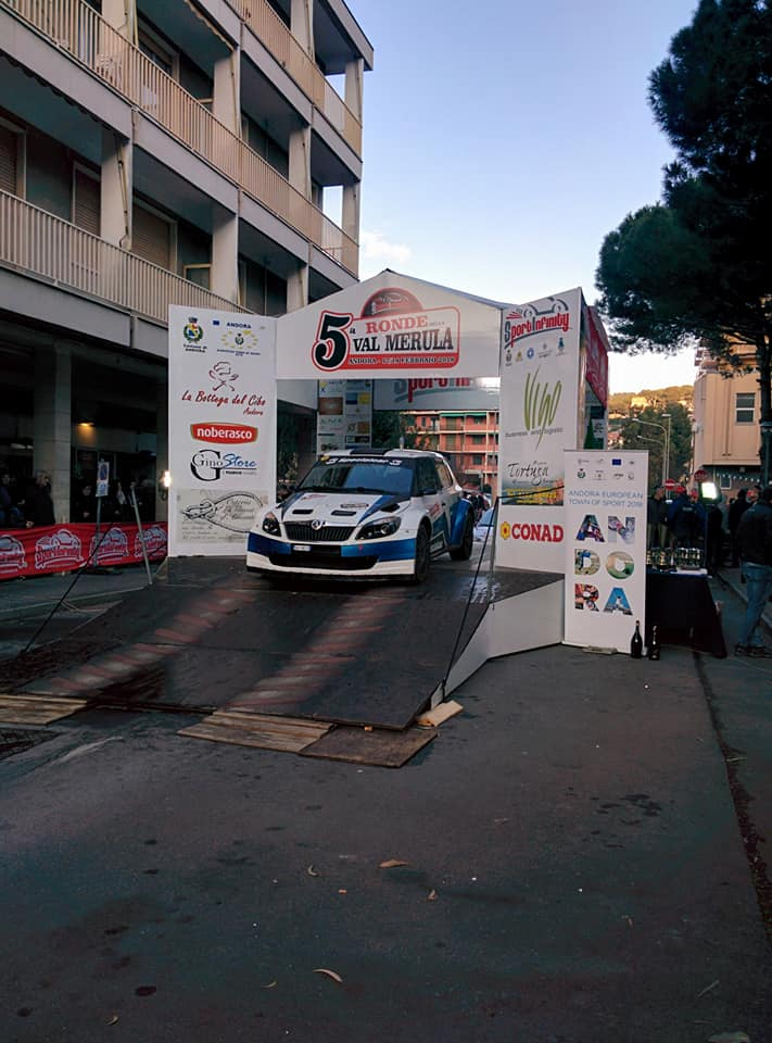 Rinviato il Rally del Canavese