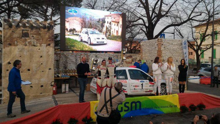 Rally: promoter moncalieresi in terra veneta