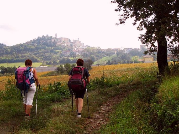 Due passeggiate in collina nel week-end