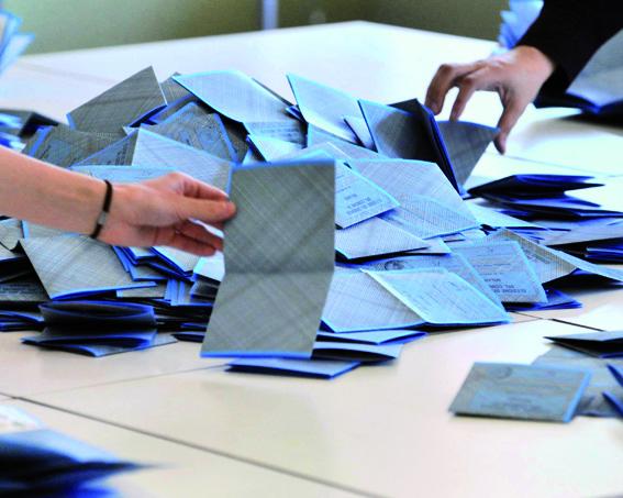 PECETTO – Alle urne il 74,66% dei votanti