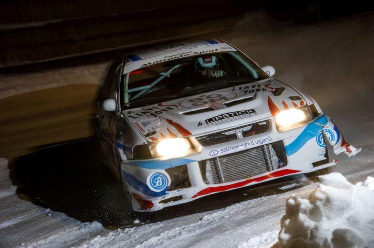 Ice Challenge: Mercoledì Racing sugli allori