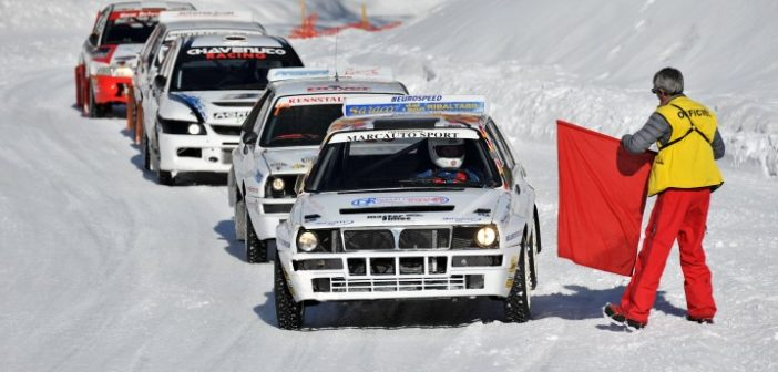 Ice Challenge: salta l'ultima tappa. Piloti nostrani al palo
